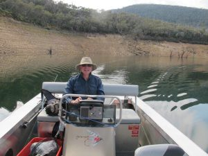 Fly By Night Charter Boat Tumut Pond